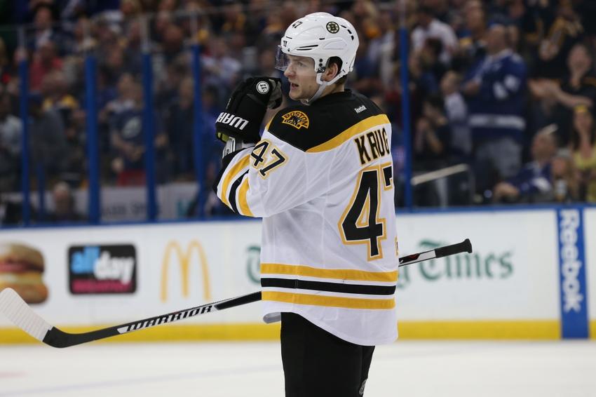 Boston Bruins Torey Krug Likely To Miss Start Of 2016 17 Season
