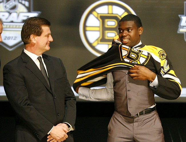 Malcolm Subban Will Play In Providence This Upcoming Season