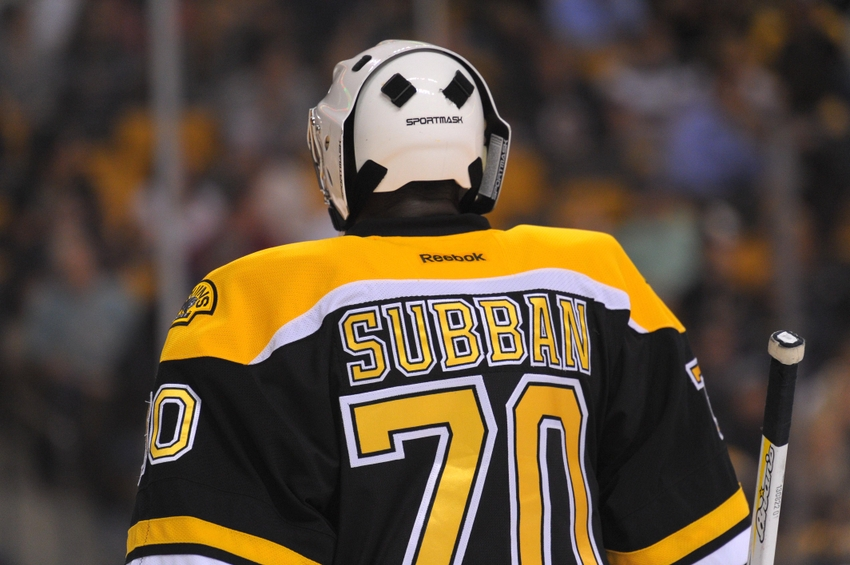 P K Subban Understands Why Malcolm Cheered For Him