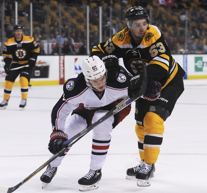Boston Bruins Preseason Winners And Losers