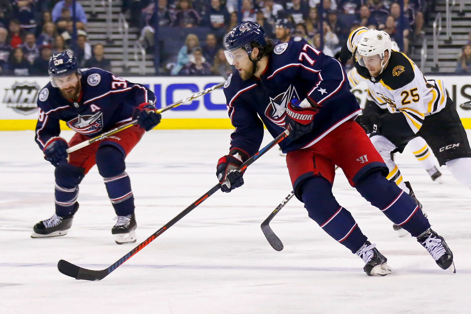 Boston Bruins: A high-risk Josh Anderson trade has high reward potential