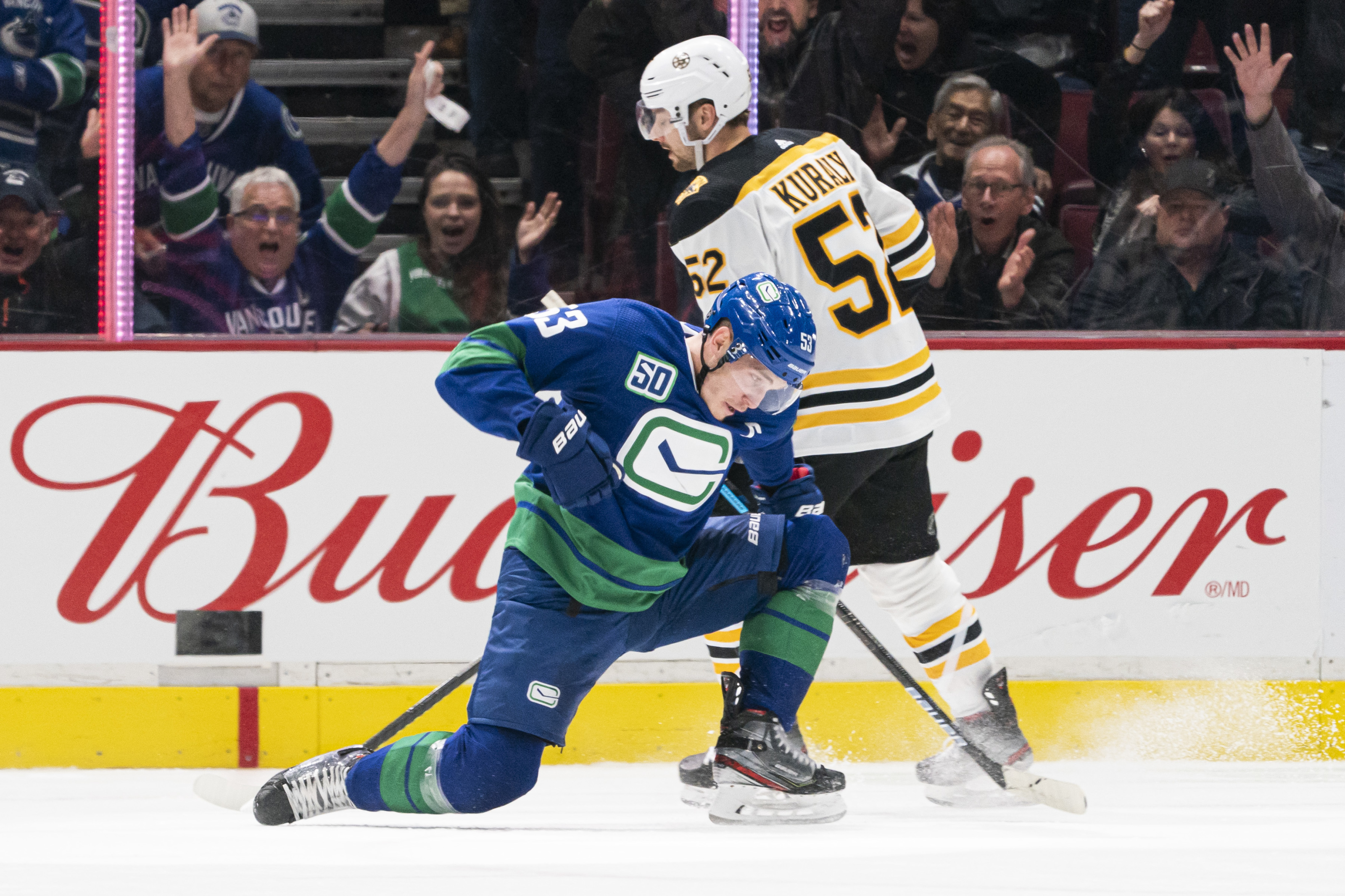 Boston Bruins: No room for excuses in 9-3 loss to the Vancouver Canucks