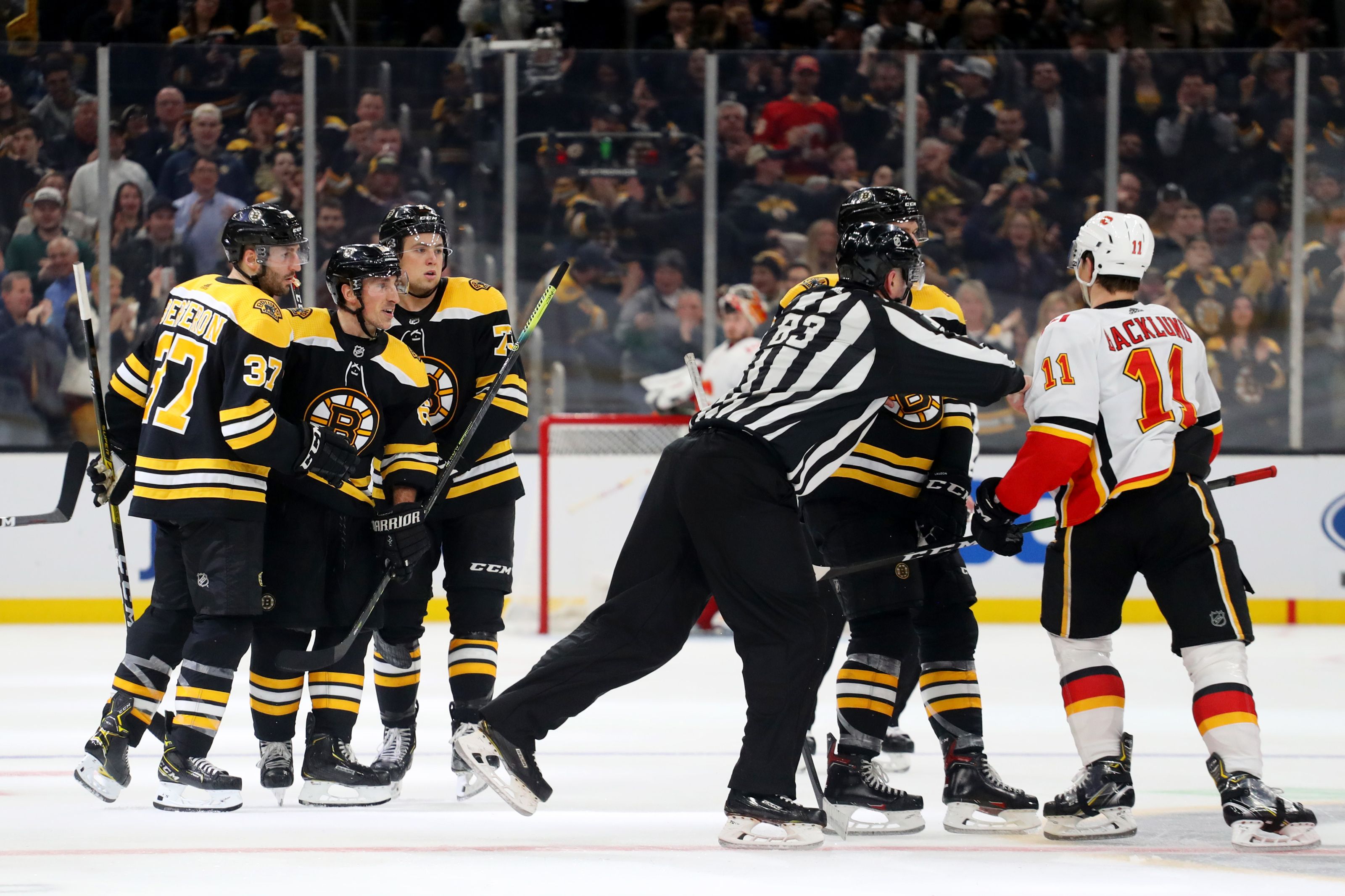 Boston Bruins: Brad Marchand needs to tone it down a little