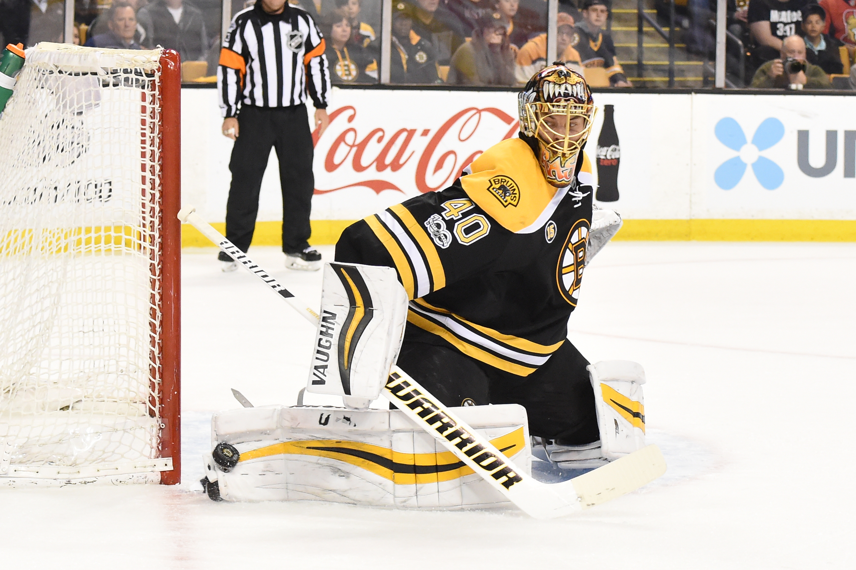 Avs hold on to sweep home-and-home vs. Bruins