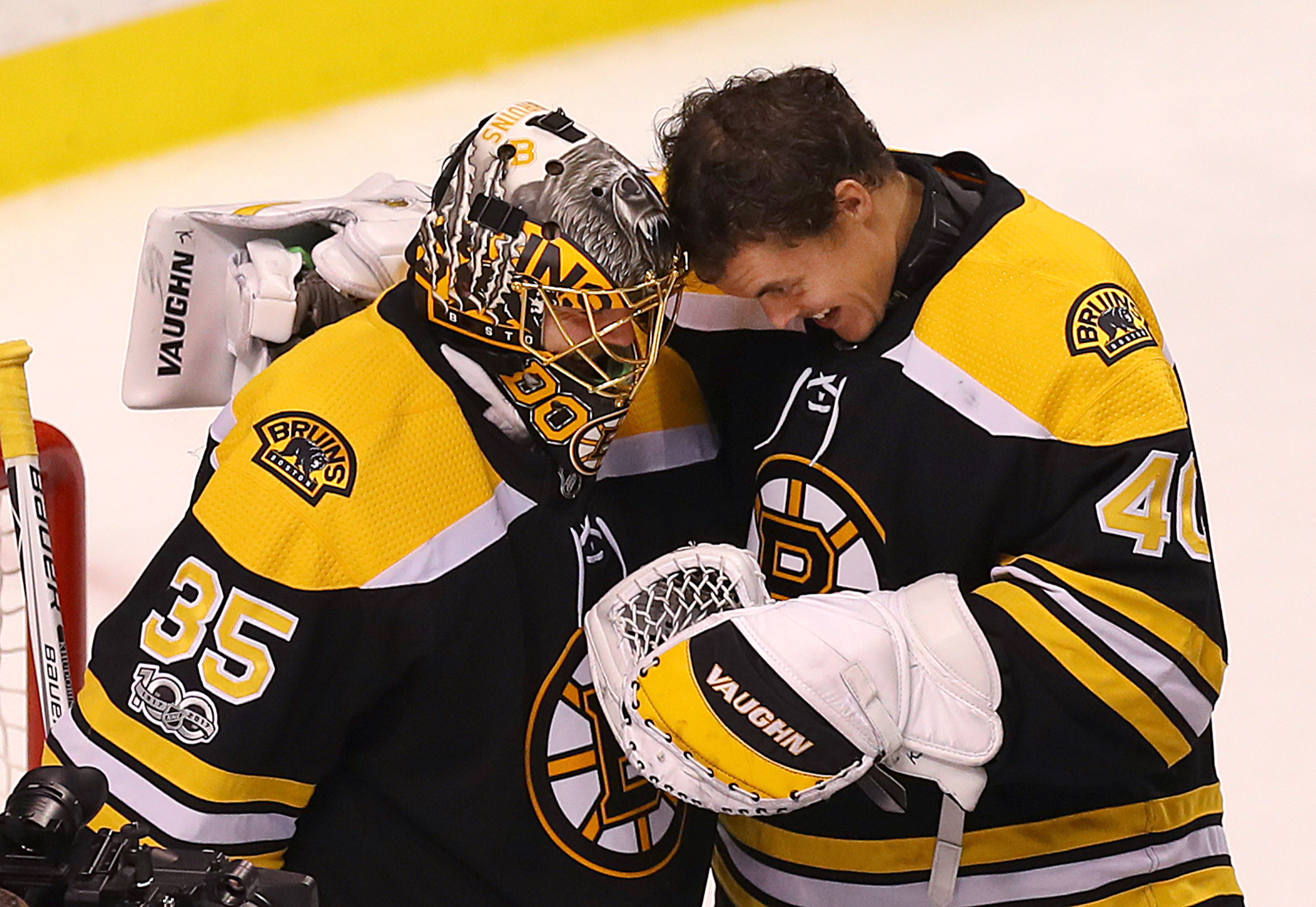 Red Wings Squander Late Lead as Bruins Win in Overtime