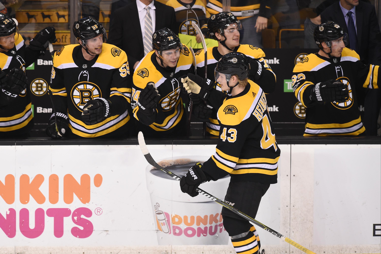 Boston Bruins Players Holiday Wish Lists This Season
