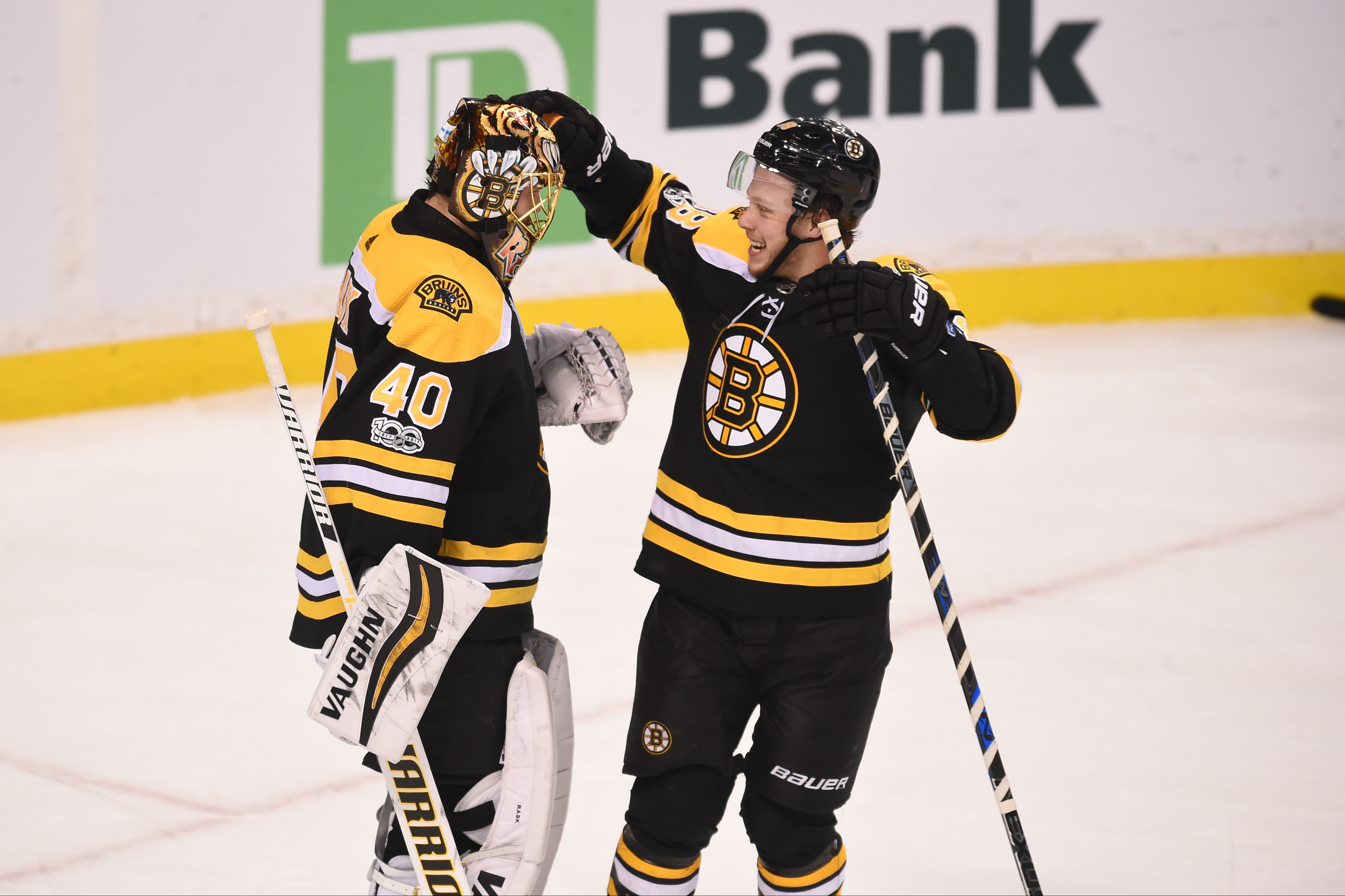 Bruins rally, beat Wings in overtime