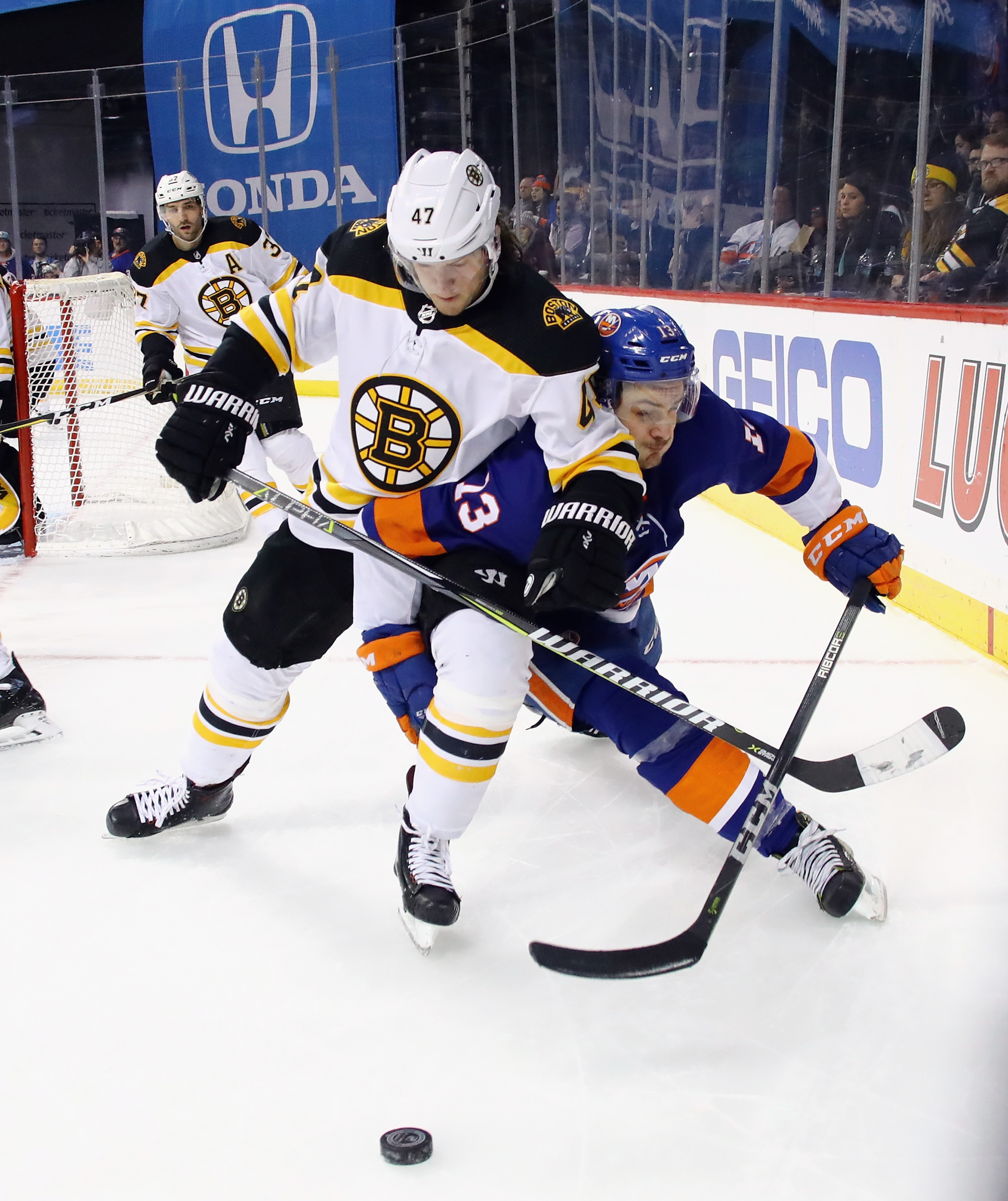 Boston Bruins: Normal Service Resumed Against Islanders
