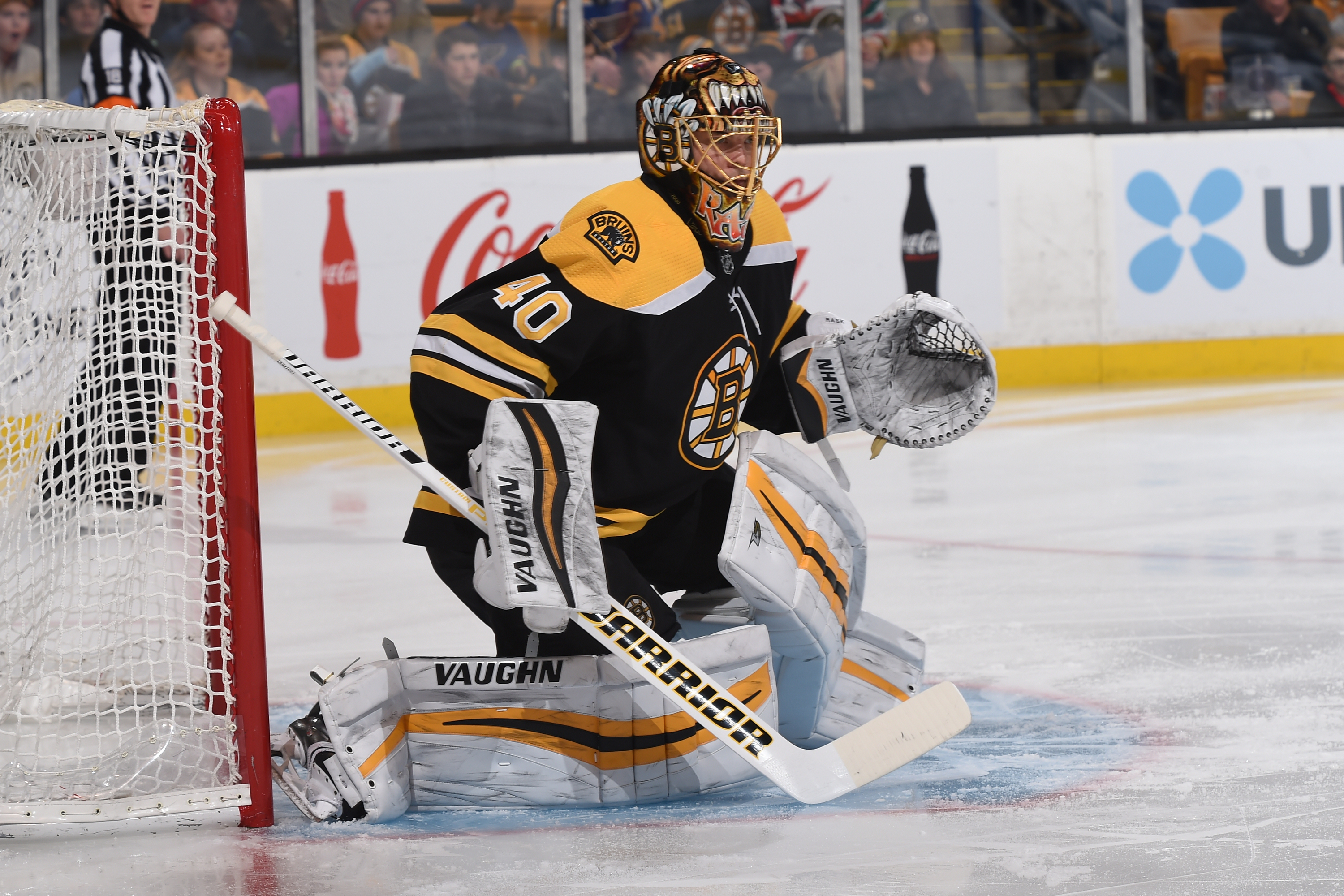 Bruins school young Leafs in potential playoff preview